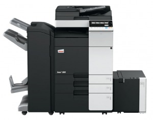 document-feeder-finisher-and-large-capacity-trays